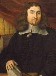JOHN ELIOT TRANSLATOR OF THE 'INDIAN BIBLE,' THE FIRST BIBLE PRINTED IN THE NEW WORLD